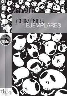 portada Crímenes ejemplares